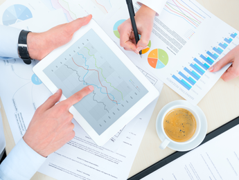 Financial Documents and Charts